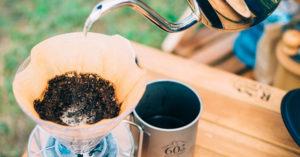 【キャンプでコーヒー】キャンプで一味ちがうコーヒーを楽しみたい方へ・・・【ペーパードリップ編】