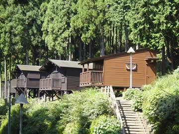 厚木市七沢弁天の森キャンプ場