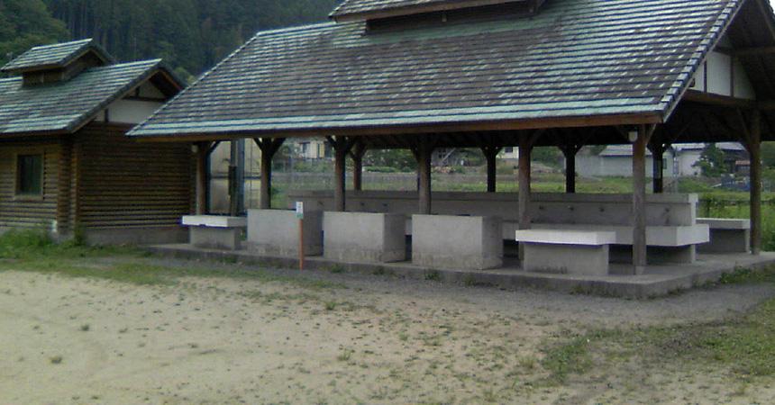 夏井川渓谷キャンプ場
