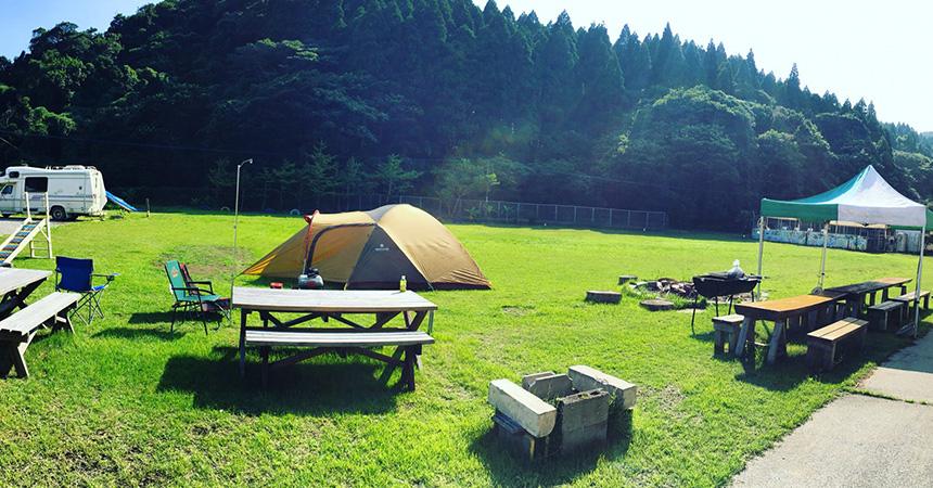 潮の杜キャンプ場