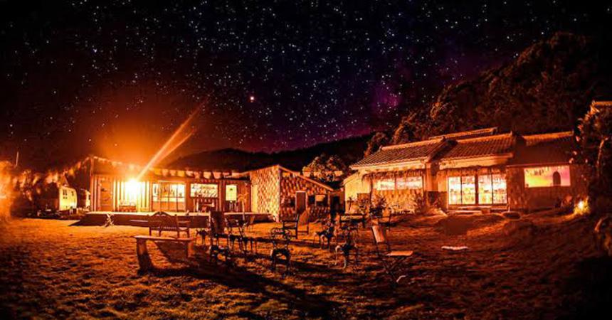 camping villa POLLPWS