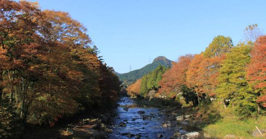 秋川渓谷 NATURE GARDEN
