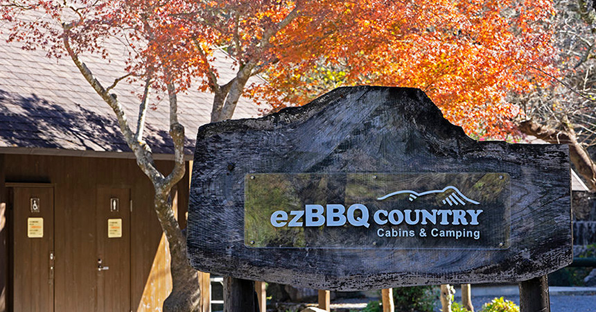 sotosotodays CAMPGROUNDS 旧:ezBBQ COUNTRY Cabins&Camping