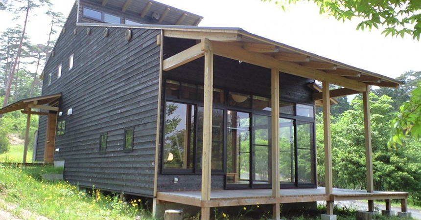 杉の泊ホビーフィールドオートキャンプ場