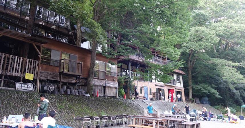 キャンピングコテージ 伊奈キャンプ村