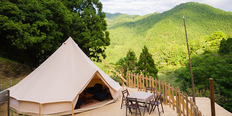 グランピング Base Campベースキャンプグランピングスポット