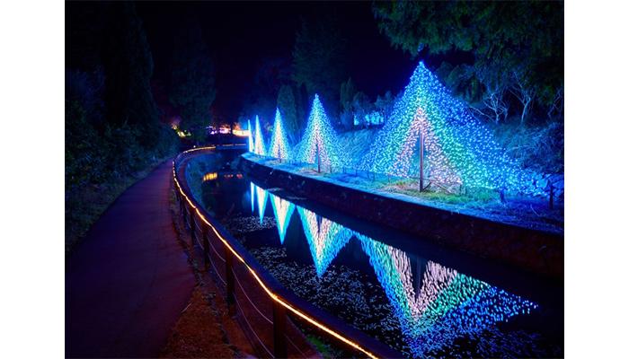 ブルーダイアモンド京都グランピング