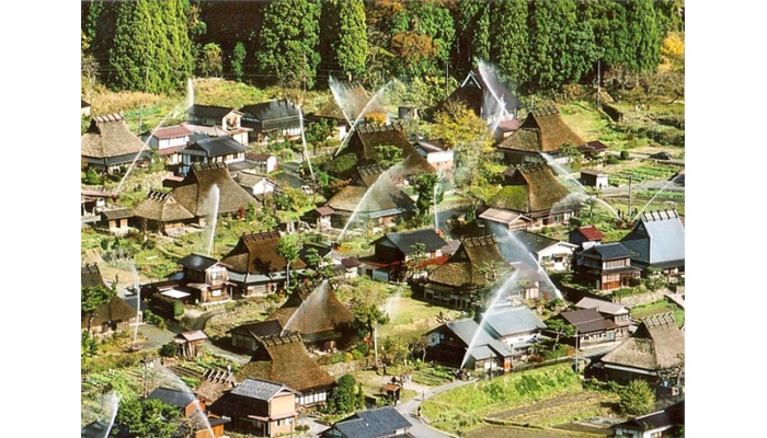 美山京都グランピング雪景色美食温泉旅