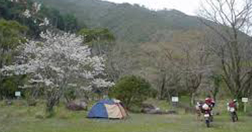 小島キャンプ場