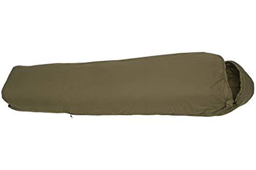 世界の冒険家も使用しているシュラフ Carinthia カリンシア Tropen マミー型 寝袋 キャンプ用品 アウトドア用品 登山 防災用 車内泊 (M, 右開き)