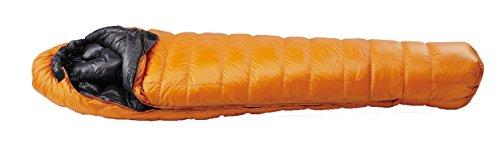 イスカ(ISUKA) 寝袋 シェラフ スリーピーバック エア 700SL ゴールド 最低使用温度-15度