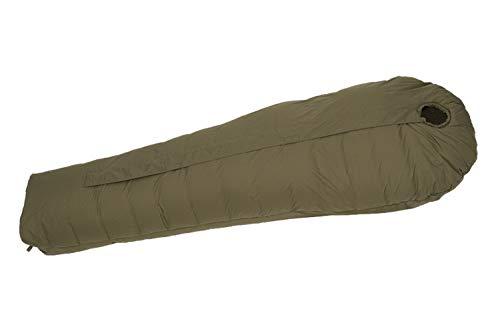 フィンランドの極寒地域遠征軍も愛用しているシュラフ Defence 4 カリンシア Carinthia 寝袋 冬用 キャンプ 防水 (L)