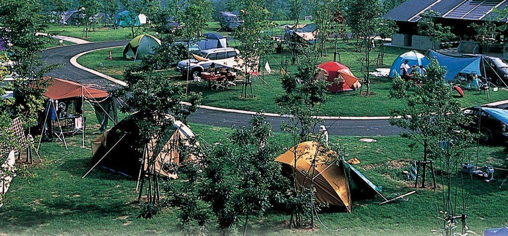 国営備北丘陵公園備北オートビレッジ