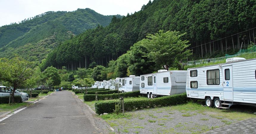 ふれあいの丘オートキャンプ場