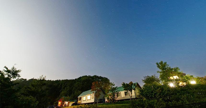 南信州 うるぎ星の森オートキャンプ場