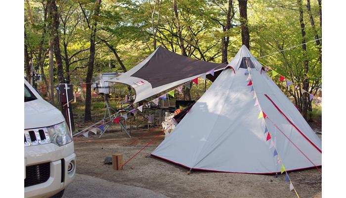 キャンプエリアキャンプ×冬遊び、日光だいや川公園オートキャンプ場開催