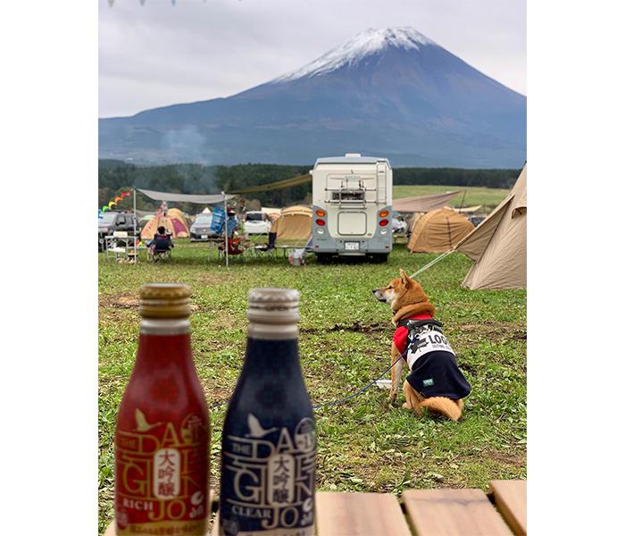 LOGOSチェアリング賞白鶴×ロゴス「外飲み部」結果発表