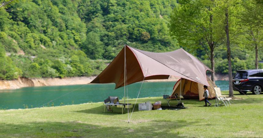 湖オートキャンプ場