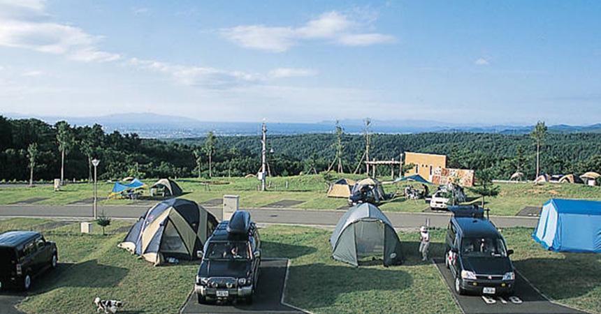 モヤヒルズ オートキャンプ場
