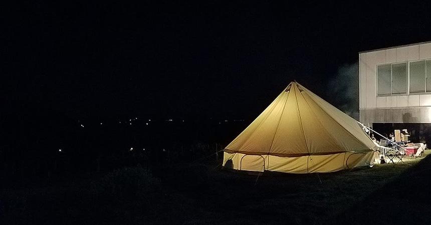 camp tiki-tiki(香川)