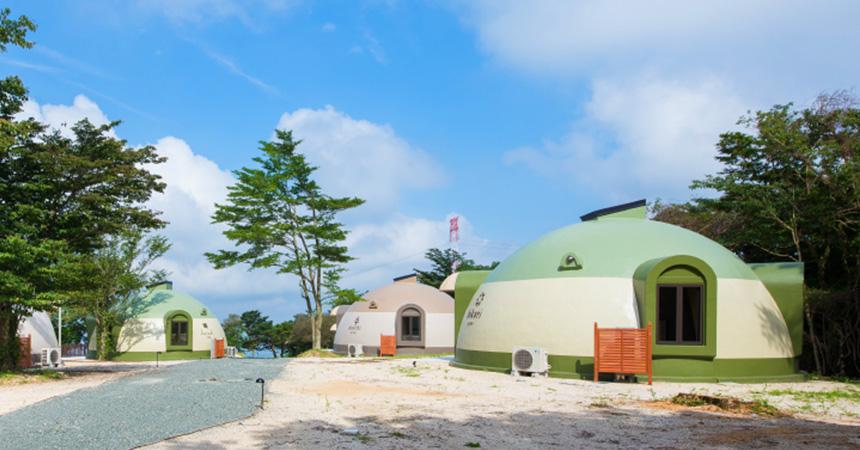 吉無田高原緑の村キャンプ場(熊本)