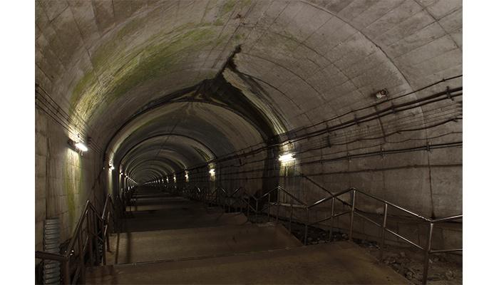 土合駅階段JR東日本が無人駅にグランピング実証実験開始