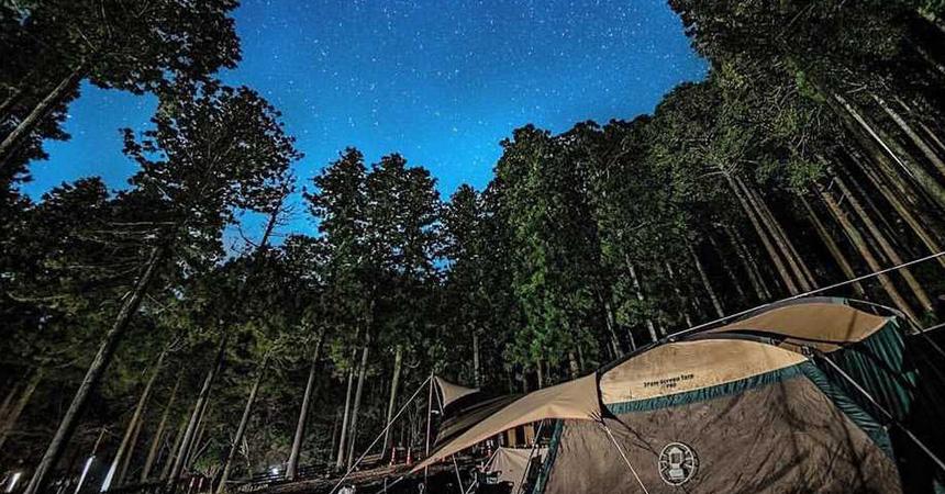 かぶとの森テラス CAMP &LOCAL FITNESS