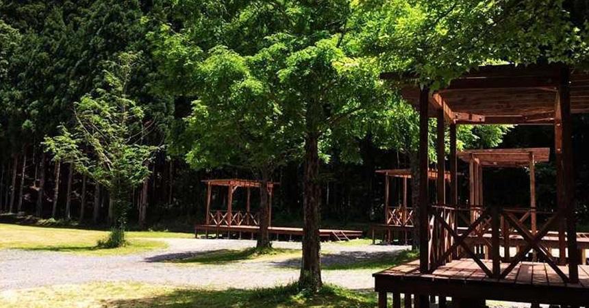 垰~TAWA~キャンプ場