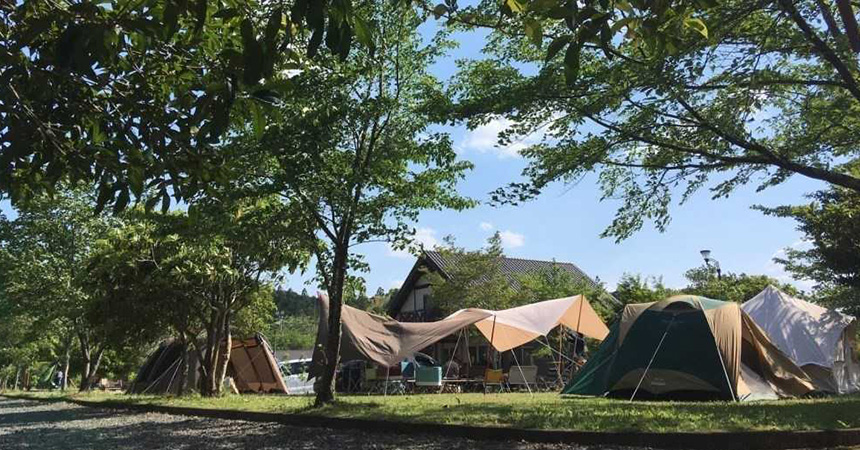 ふれあいの森 勢山荘(キャンプ/バンガロー)