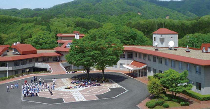 国立花山青少年自然の家キャンプ場