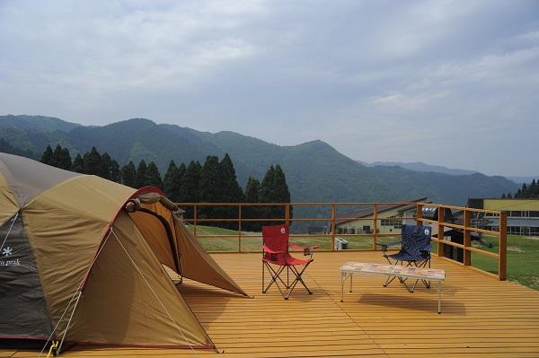 キャンプサイトおおやキャンプ場×ビクセン「星だらけのイベントinキャンプ」