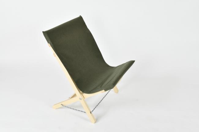 クマのオーウェンさんのイス地域材家具屋がリビングでもキャンプでも使える家具ブランドをローンチ