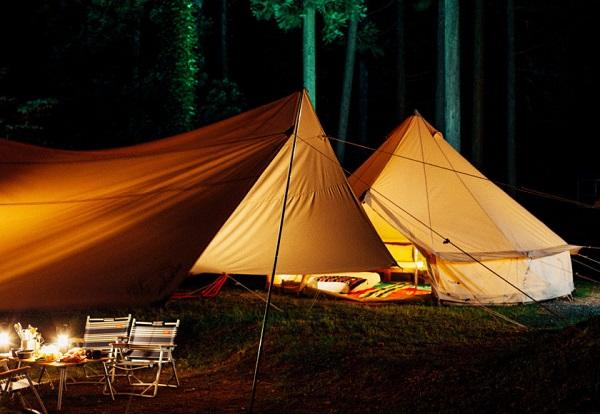 グランピングおおやキャンプ場×ビクセン「星だらけのイベントinキャンプ」
