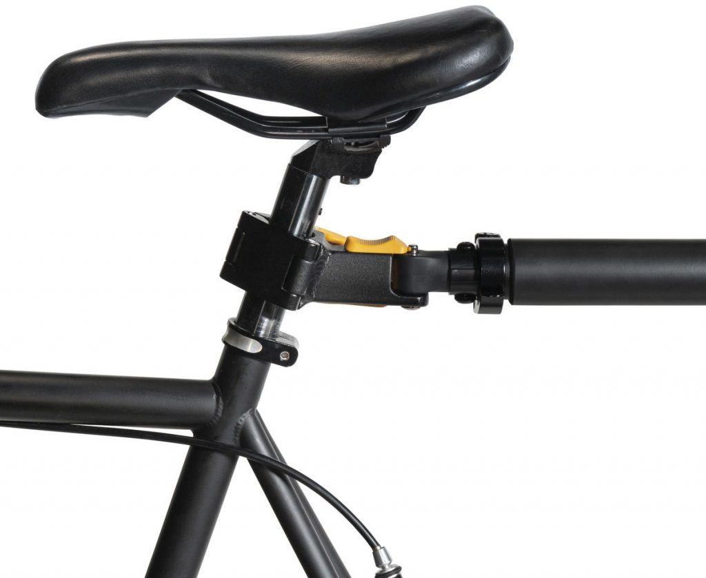 取り付けチャリキャンパーに朗報!重い荷物を自転車で牽引できる「トラボーイ」登場