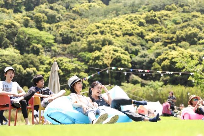 昼間GWは無人島でキャンプしないシネマフェス開催決定