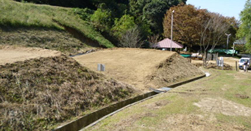 綾歌森林公園畦田キャンプ場