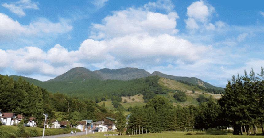 六呂師高原温泉キャンプグランド