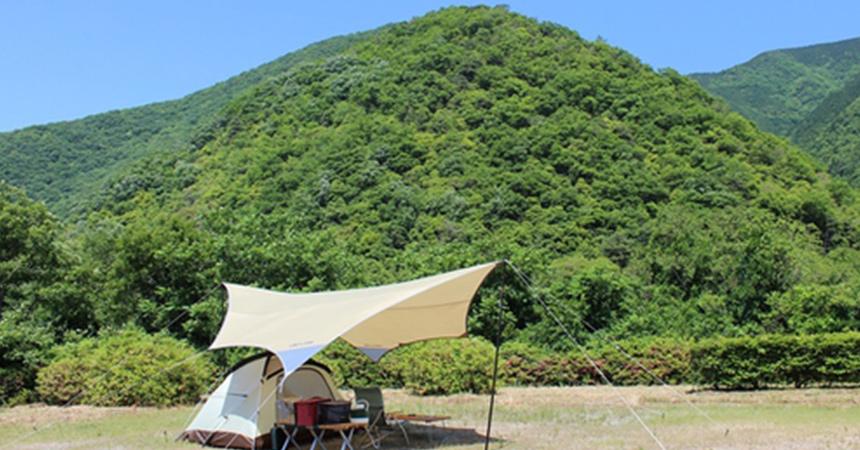宮川内ダム公園キャンプ場
