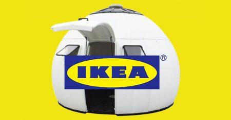 IKEAがDIYプレハブ工法ハウスをコーデ