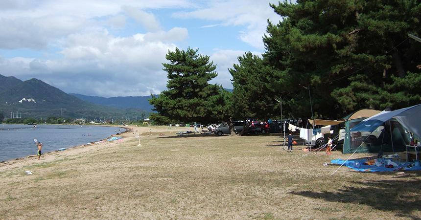 ニュー白浜オートキャンプ場
