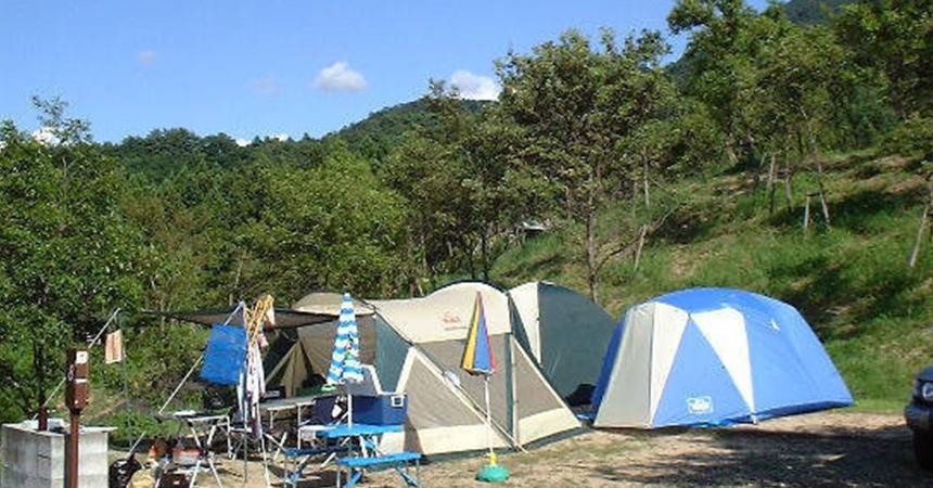 琴引フォレストパークキャンプ場